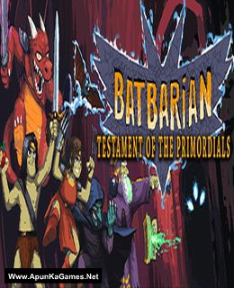 Batbarian: Testament of the Primordials Cover, Poster, Full Version, PC Game, Download Free
