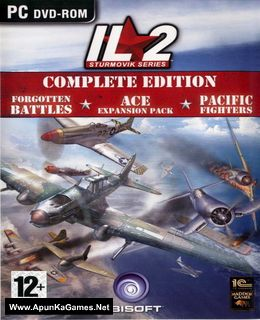 IL-2 Sturmovik Complete Edition Cover, Poster, Full Version, PC Game, Download Free