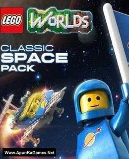 LEGO Worlds: Classic Space Cover, Poster, Full Version, PC Game, Download Free