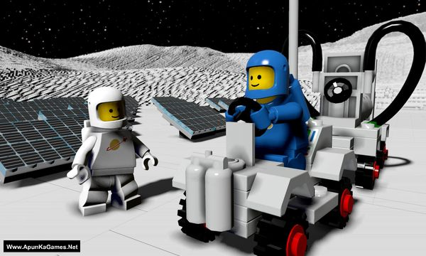 LEGO Worlds: Classic Space Screenshot 1, Full Version, PC Game, Download Free