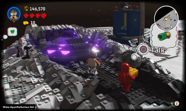 LEGO Worlds: Classic Space Screenshot 3, Full Version, PC Game, Download Free