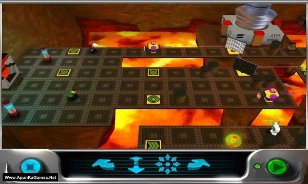 Lego Alpha Team Screenshot 1, Full Version, PC Game, Download Free