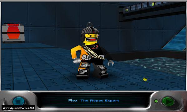 Lego Alpha Team Screenshot 2, Full Version, PC Game, Download Free
