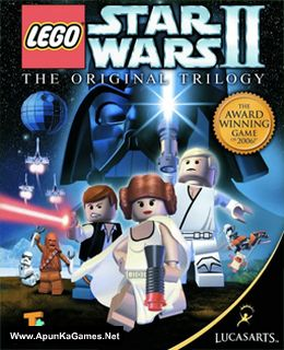 Lego Star Wars 2: The Original Trilogy Cover, Poster, Full Version, PC Game, Download Free