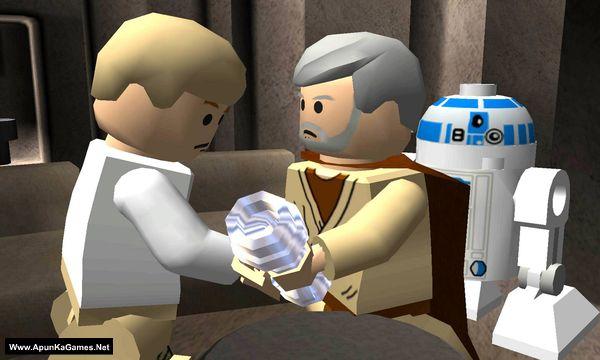 Lego Star Wars 2: The Original Trilogy Screenshot 1, Full Version, PC Game, Download Free