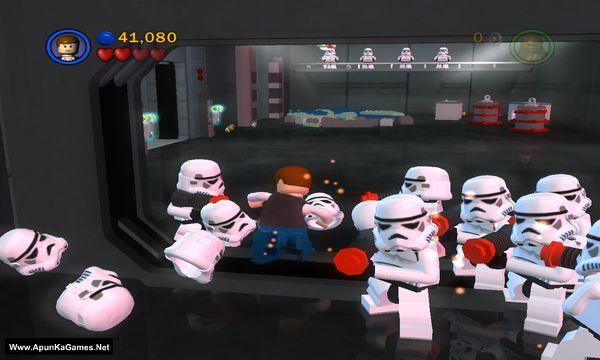 Lego Star Wars 2: The Original Trilogy Screenshot 2, Full Version, PC Game, Download Free