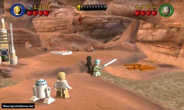 Lego Star Wars 2: The Original Trilogy Screenshot 3, Full Version, PC Game, Download Free