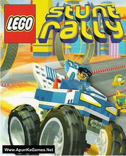 Lego Stunt Rally Cover, Poster, Full Version, PC Game, Download Free