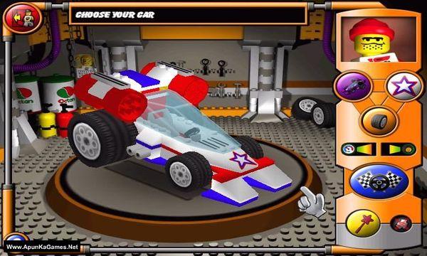 Lego Stunt Rally Screenshot 2, Full Version, PC Game, Download Free