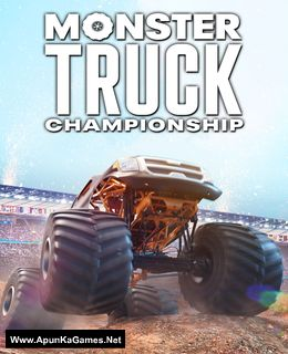 Monster Truck Championship Cover, Poster, Full Version, PC Game, Download Free