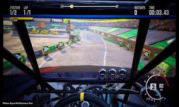 Monster Truck Championship Screenshot 2, Full Version, PC Game, Download Free