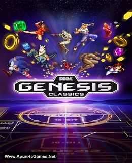 SEGA Mega Drive and Genesis Classics Cover, Poster, Full Version, PC Game, Download Free