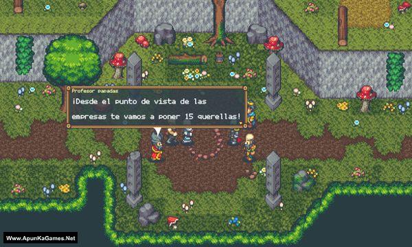 Sasel RPG Screenshot 1, Full Version, PC Game, Download Free