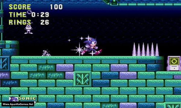 Sonic 3 & Knuckles Screenshot 2, Full Version, PC Game, Download Free