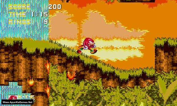 Sonic 3 & Knuckles Screenshot 3, Full Version, PC Game, Download Free