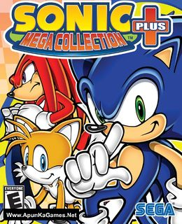 Sonic Mega Collection Plus Cover, Poster, Full Version, PC Game, Download Free