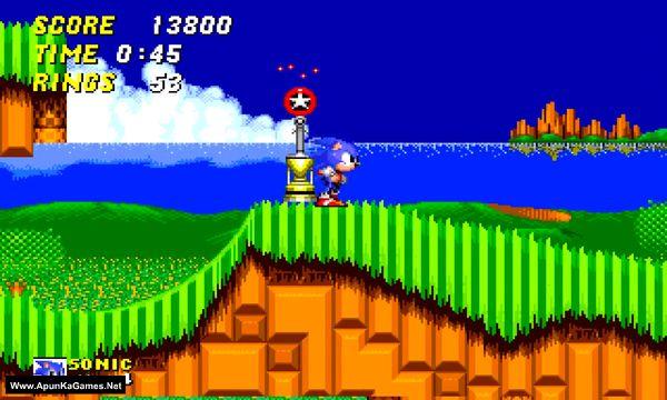 Sonic Mega Collection Plus Screenshot 1, Full Version, PC Game, Download Free
