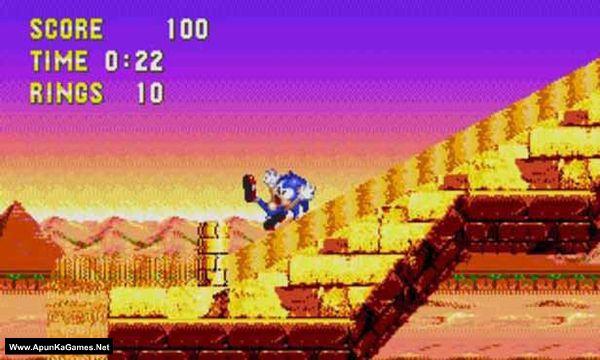 Sonic Mega Collection Plus Screenshot 2, Full Version, PC Game, Download Free