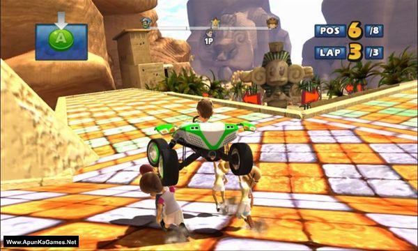 Sonic & Sega All-Stars Racing Screenshot 2, Full Version, PC Game, Download Free