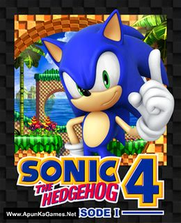 Sonic the Hedgehog 4: Episode I Cover, Poster, Full Version, PC Game, Download Free
