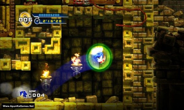 Sonic the Hedgehog 4: Episode I Screenshot 3, Full Version, PC Game, Download Free