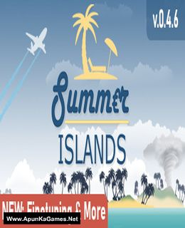 Summer Islands Cover, Poster, Full Version, PC Game, Download Free