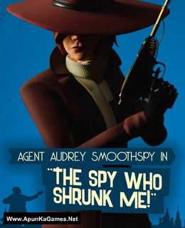 The Spy Who Shrunk Me! Cover, Poster, Full Version, PC Game, Download Free