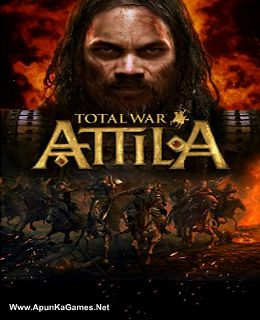 Total War: Attila Cover, Poster, Full Version, PC Game, Download Free