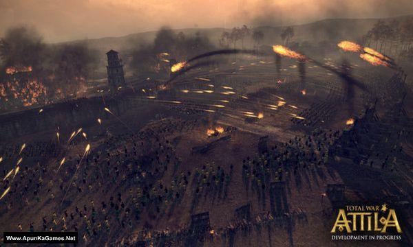 Total War: Attila Screenshot 2, Full Version, PC Game, Download Free