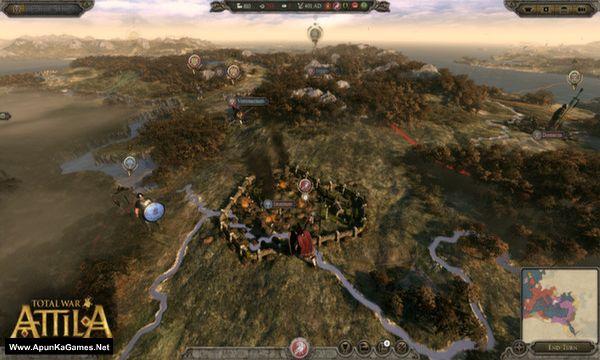 Total War: Attila Screenshot 3, Full Version, PC Game, Download Free