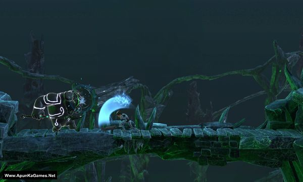 Trollhunters: Defenders of Arcadia Screenshot 1, Full Version, PC Game, Download Free