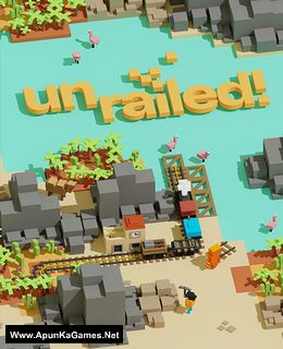 Unrailed Cover, Poster, Full Version, PC Game, Download Free