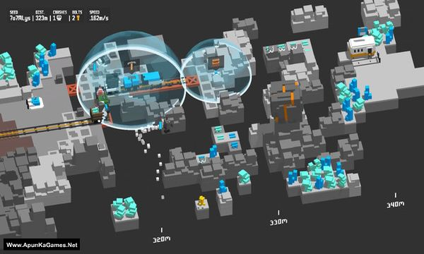 Unrailed Screenshot 3, Full Version, PC Game, Download Free