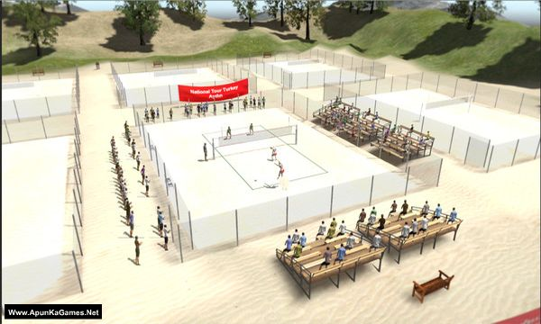 Volleyball Unbound: Pro Beach Volleyball Screenshot 3, Full Version, PC Game, Download Free