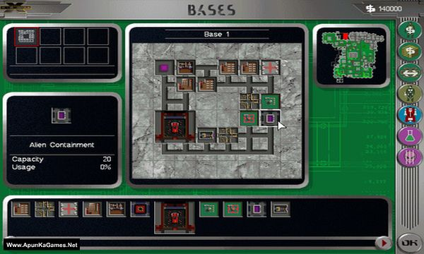 X-COM: Apocalypse Screenshot 2, Full Version, PC Game, Download Free