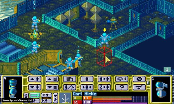 X-COM: Terror from the Deep Screenshot 1, Full Version, PC Game, Download Free