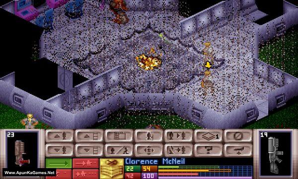 X-COM: UFO Defense Screenshot 1, Full Version, PC Game, Download Free