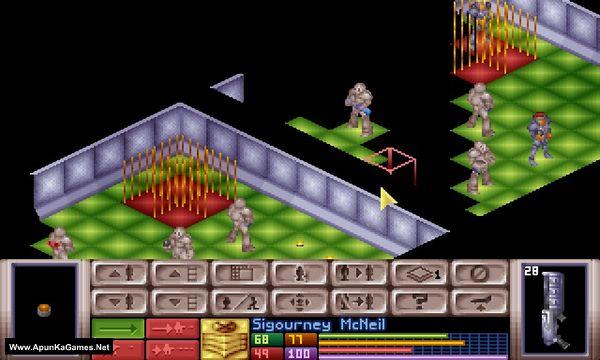 X-COM: UFO Defense Screenshot 2, Full Version, PC Game, Download Free