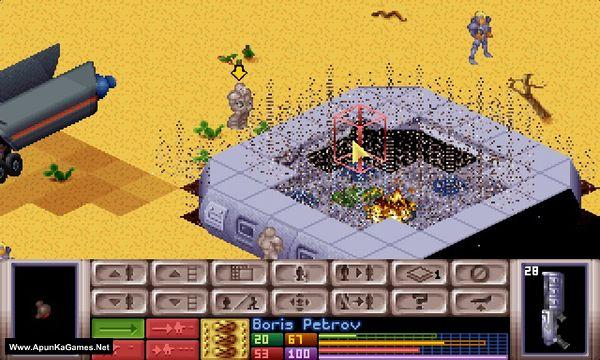 X-COM: UFO Defense Screenshot 3, Full Version, PC Game, Download Free