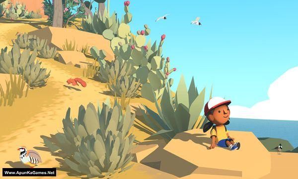 Alba: A Wildlife Adventure Screenshot 1, Full Version, PC Game, Download Free