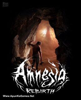 Amnesia: Rebirth Cover, Poster, Full Version, PC Game, Download Free