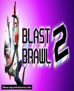 Blast Brawl 2 Cover, Poster, Full Version, PC Game, Download Free