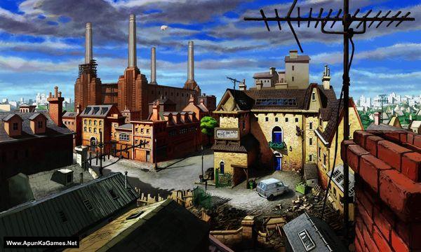 Broken Sword: Complete Pack Screenshot 2, Full Version, PC Game, Download Free