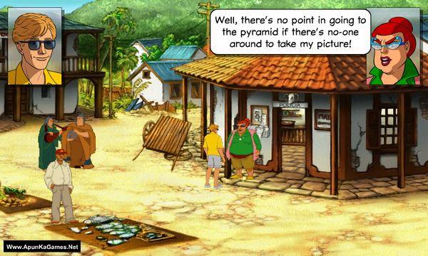 Broken Sword: Complete Pack Screenshot 3, Full Version, PC Game, Download Free