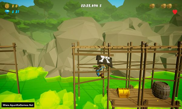 Captain Pegleg Screenshot 2, Full Version, PC Game, Download Free