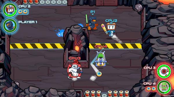 Clash Cup Turbo Screenshot 1, Full Version, PC Game, Download Free