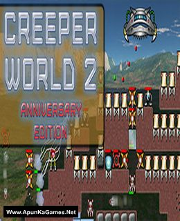 Creeper World 2: Anniversary Edition Cover, Poster, Full Version, PC Game, Download Free
