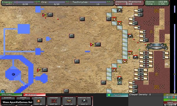 Creeper World 2: Anniversary Edition Screenshot 3, Full Version, PC Game, Download Free