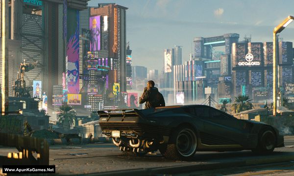 Cyberpunk 2077 Screenshot 2, Full Version, PC Game, Download Free
