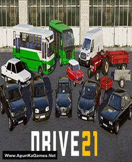 Drive 21 Cover, Poster, Full Version, PC Game, Download Free